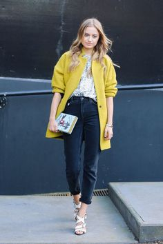 FALL 2014 IT COLOR: MISTED YELLOW