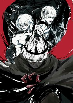 KANEKI KEN Also Known As: Haise Sasaki, Eyepatch, Centipede, The Black Reaper, The One-Eyed King Species: Artificial One-Eyed Ghoul Age: 19 Gender: Male. Kaneki Ken devours his way into Death Battle! Anime Yugioh, Manga Anime, Anime Body, Anime Pokemon, Anime Art, Fan Art, Anime Quotes Tumblr, Anime Plus, Otaku