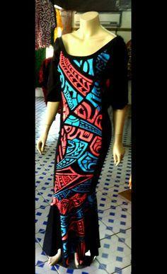 Samoa Hawaiian Dresses, Dream Dress, I Dress, Samoan Patterns, Samoan Dress, Island Style Clothing, Island Wear, Special Dresses, Outfit