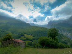 Pico Urriello, Narajo de Bulnes, Picos de Europa, Asturias