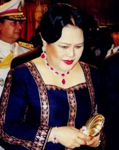 HM The Queen Sirikit of Thailand