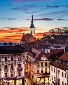 A beautiful view  Bratislava Slovakia  Photo: @suenagyova Congrats!   #living_europe #bratislava #bratislavacastle #slovakia #eslovaquia #slovensko #slovenska #igersslovakia #europe #stayandwander #beautifulplaces #abmtravelbug #lifewelltravelled #getoutstayout #tripnatics #goexplore #keepexploring #travel #traveladdict #loves_europe #cbviews #travelphotography #city #cityscape #cityview #loves_landscape #ig_europe #europa #thisisslovakia by living_europe