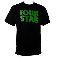 Fourstar Four-Hero Shirt, $18