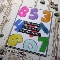 Karten-Kunst » Herzlichen Glückwunsch zum Geburtstag