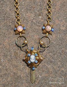 Queen Of Keys Jewelry