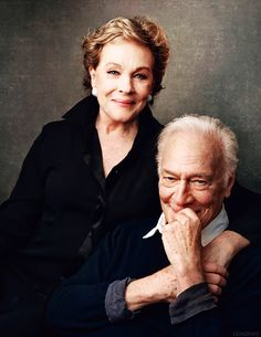Julie Andrews and Christopher Plummer celebrate the 50th anniversary of The Sound of Music on the newest issue of Vanity Fair.