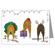 Boxer Christmas Cards (Pk of 20)