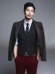 Song Jae Rim / 송재림