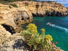 Spend 4 perfect days in the Algarve
