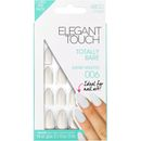 Elegant Touch Totally Bare Nails - Short Get creative with Elegant Touch Totally Bare Nails in Short Stiletto 006. The perfect blank canvas for nail art, the bare nails allow you to experiment with a range of colours and designs. Natural nai http://www.MightGet.com/january-2017-12/elegant-touch-totally-bare-nails--short.asp