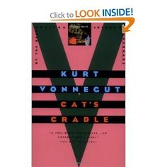 Vonnegut is a great contemporary author, and Cat's Cradle is one of my favorites - room temperature ice and all the problems that would result from the unintended consequences.