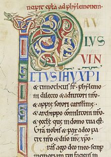 Medieval Caligraphy Rochester Bible ca. Calligraphy Words, How To Write Calligraphy, Calligraphy Handwriting, Penmanship, Caligraphy, Illuminated Letters, Illuminated Manuscript, Alphabet Symbols, Old Letters