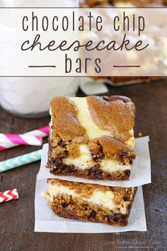 This is a sponsored conversation written by me on behalf of Challenge Butter. The opinions and text are all mine. Chocolate chip cookies or cheesecake? Why choose when you can have these Chocolate Chip Cheesecake Bars!! They are the best of both worlds! — PIN THIS RECIPE — Life is full of decisions … decisions...Read More