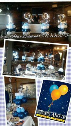 High school reunion balloons