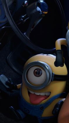Minions #iPhone #5s #Wallpaper