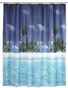 Wenko 19101100 Peva Rideau de Douche 180 x 200 Palm Beach... https://www.amazon.fr/dp/B000SLVWC6/ref=cm_sw_r_pi_dp_yj9Axb3JS44CF
