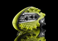 NIKE, Inc. - Nike debuts first-ever football cleat built using 3D printing technology