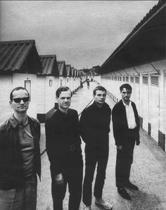 Kraftwerk // rare photo