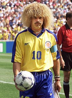 Brazil Football Team, Best Football Players, Football Is Life, Retro Football, World Football, Sport Football, Soccer Players, Football Shirts, Carlos Valderrama