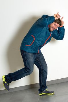 Are you ready for your New Year's party? Do it like our GORE-TEX® athlete Nico Zacek! Show your best dance moves!