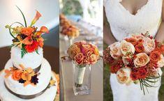 Farbideen für eine erstaunliche Hochzeit im Herbst  - #Hochzeitsdeko