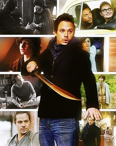 Neal/Baelfire - Once Upon A Time Loved him in True Blood, LOVE him in Once!