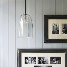 U Glass Pendant Light - Chandeliers & Ceiling Lights - Lighting For living room Chandeliers, Chandelier Ceiling Lights, Ceiling Shades, Bathroom Pendant Lighting, Pendant Lamp, Pendant Lights, Light Bathroom, Kitchen Pendants, Glass Pendants