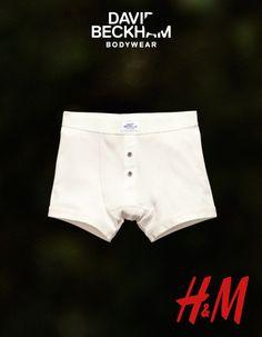 David Beckham Bodywear for H    Här är en av mina favoriter. Kolla in den på hm.com