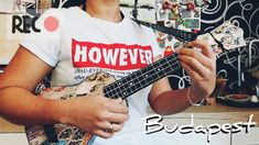 Budapest - George Ezra (Ukulele Cover - YouTube) George Ezra, Ukulele, Budapest, Songs, Cover, Youtube, Blankets, Youtube Movies