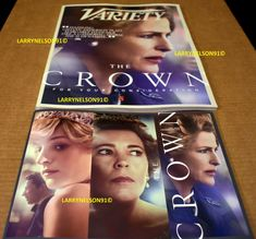 VARIETY MAGAZINE DECEMBER 9 2020 PRINCESS DIANA CROWN DEADPOOL EMERALD MULLIGAN