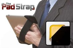The Pad Strap for iPad, iPad 2 and the New iPad #iPad #gadgets #technology