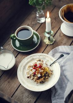 Grötfrukost © Evelinas Ekologiska