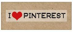 I <3 Pinterest