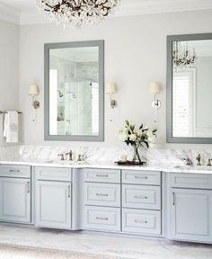 My Top 5 Neutral Paint Colors — Beth Lindsey Interior Design Master Bathroom Vanity, Bathroom Red, Grey Bathrooms, Bathroom Ideas, Neutral Bathroom, Bathroom Vanities, Master Bathrooms, Vanity Sink, Washroom