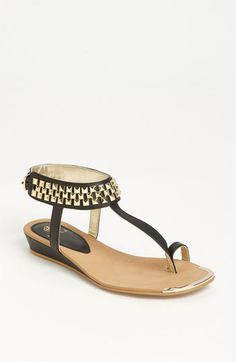 Cleopatra inspired sandals