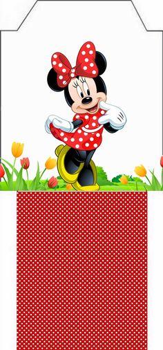 minnie mouse invitations free printable