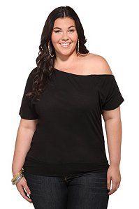 I adore off the shoulder shirts. #PlusSize #Fashion