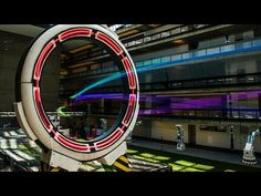 DRL | Level 3: Project Manhattan Teaser | Drone Racing League - YouTube