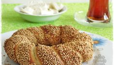 Diyet Simit Tarifi Bagel, Food And Drink, Bread, Cooking, Food Ideas, Kitchen, Brot, Baking, Breads