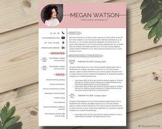 Modèle de CV créatifs avec lettre de motivation. Vous pouvez lutiliser autant de fois que vous le souhaitez, sur autant dappareils que vous voulez