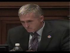 """""""Americans eat generic cereal while you eat a $44 breakfast that they paid for"""" Trey Gowdy's Furious - YouTube"""