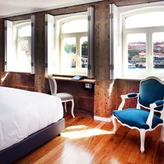 World's Best Hotels: Porto, Portugal 1872 RIVER HOUSE http://burkerabe.com