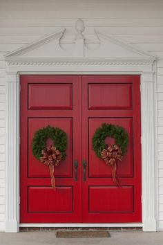 Colorful Front Doors - Statement Doors From Around the World