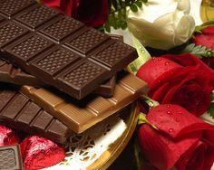 Chocolate ♥  I love you