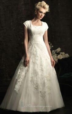Allure M482 Vestido - MissesDressy.com