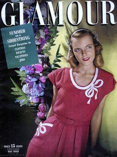 1943 - Glamour Magazine