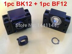 31.35$  Buy now - 1pc  BK12 + 1pc BF12 ballscrew End Support  #aliexpressideas