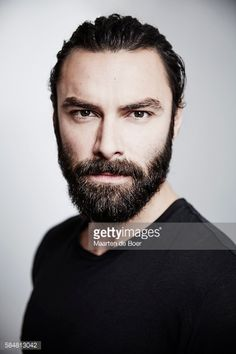 News Photo : Aidan Turner from PBS's 'Masterpiece: 'Poldark'...