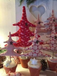 ★・。・☆ XL Weihnachtsbaum im Tontopf★・Advent★・。・☆Weihnachten★・。・☆Tilda & Landhaus