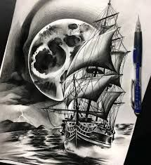 desenho barco a vela tatoo ile ilgili görsel sonucu Band Tattoos, Wolf Tattoos, Body Art Tattoos, Ankle Tattoos, Celtic Tattoos, Arrow Tattoos, Animal Tattoos, Tattoo Dotwork, Desenho Tattoo